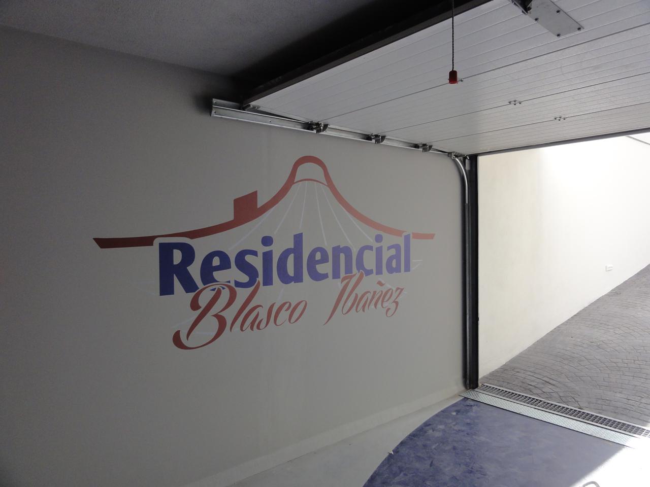 RESIDENCIAL BLASCO IBAÑEZ…..FINALIZANDO LA PROMOCION